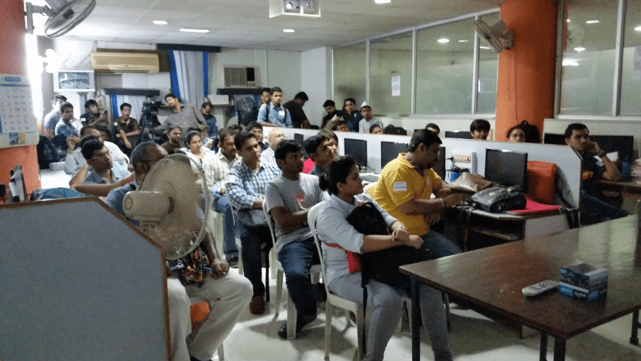 WordCamp-Pune-India-Classroom