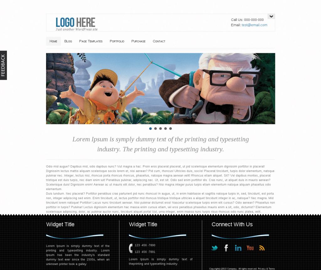 elliptica_homepage_screenshot