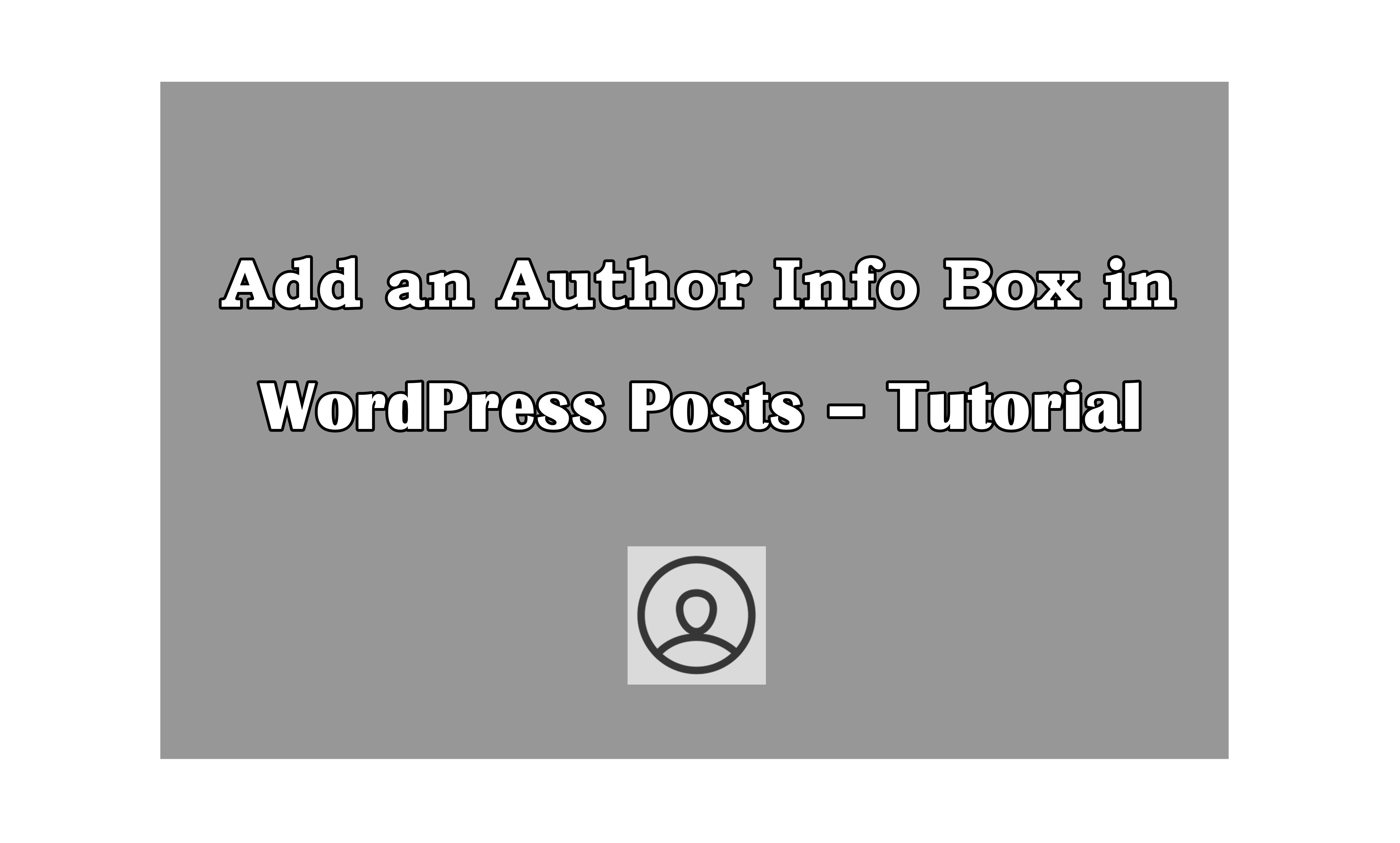 author-info-box