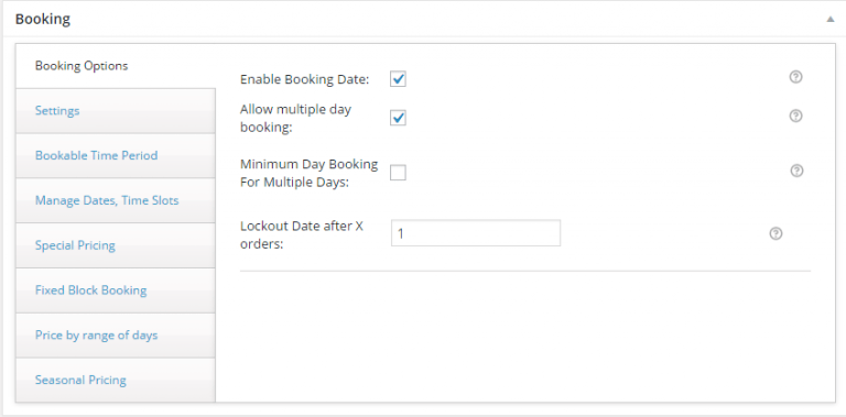 booking-settings