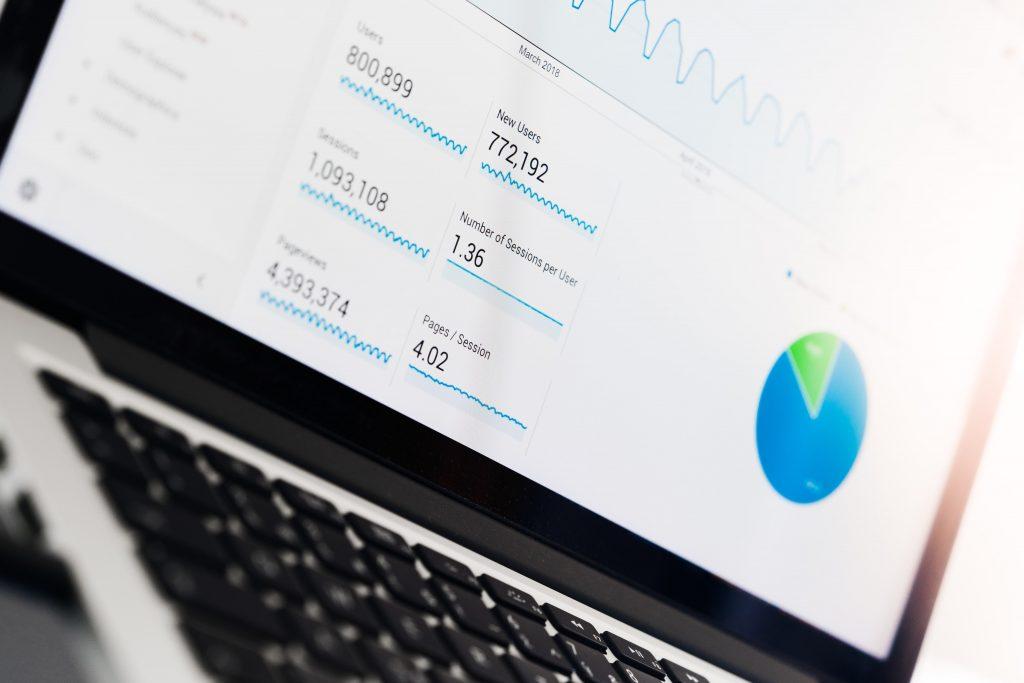 Google Website Analytics SEO for SaaS