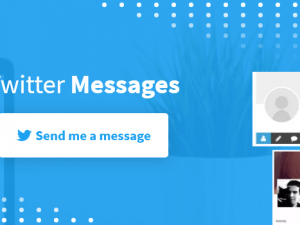 Twitter Messages Plugin