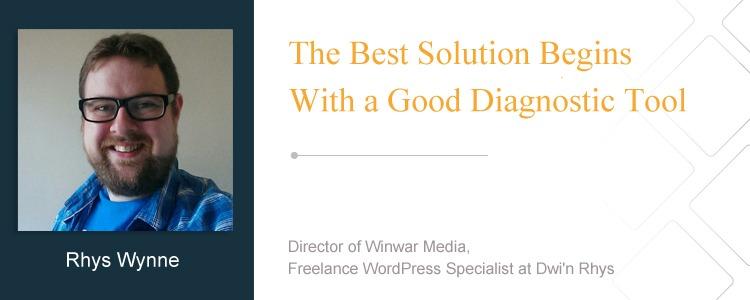 Rhys Wynne, Director of Winwar Media, Freelance WordPress Specialist at Dwi'n Rhys